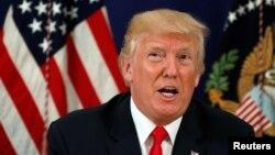 دونالد ترامپ رئیس جمهوری آمریکا طی امروز جمعه و روز پنجشنبه در هشدارهایی جدی و محکم تر به کره شمالی گفت اگر پیونگ یانگ آغازگر جنگ باشد، چیزی برایشان اتفاق خواهد افتاد که هرگز تصور نمیکردند ممکن باشد.