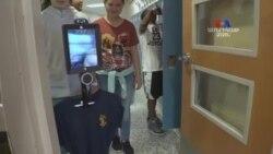 Տեխնոլոգիական առաջընթացի շնորհիվ՝ հիվանդ երեխայի փոխարեն ռոբոտը կարող է հաճախել դպրոց