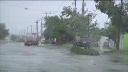 Estragos del huracán Odile