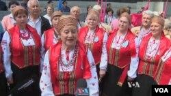 Першотравний мітинг у Києві