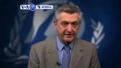 Komiseri mukuru wa HCR Filippo Grandi yashimiye impunzi ubwihangane ashima n'ibihugu byazakiriye
