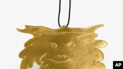 Privjesak Le Grand Faun, u izradi Pabla Picassa, koji je često izrađivao nakit za žene u koje se zaljubljivao