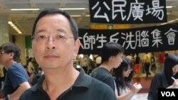 香港城市大學教職員會主席謝永齡