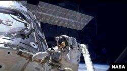 EE.UU. quiere mantener en órbita al menos hasta 2024 la Estación Espacial Internacional.
