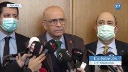 Enis Berberoğlu Milletvekili Sıfatıyla TBMM'de