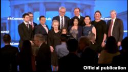 برنده گان جایزه آزادی شورای اتلانتیک ۲۰۱۸
