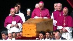 واتيکان صفحه فيس بوک برای مراسم تقديس پاپ ژان پال دوم می گشايد