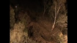 陝西省發生山體滑坡 19人死亡