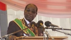 """Mugabe Lashes Out At """"Foreign Vandals"""" For Killing Cecil, The Lion"""
