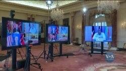 Віртуальна дипломатія стає новою нормою: це відкриває нові можливості, але і створює перепони. Відео