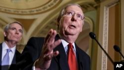 Por tercera vez el Senado falló en pasar la ley de financiamiento del Departamento de Seguridad Nacional.