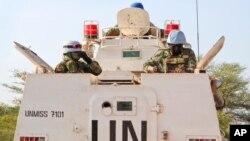 Sudão do Sul/ONU - foto de arquivo