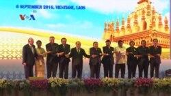 Umpatan Duterte Bayangi Kunjungan Obama ke Laos