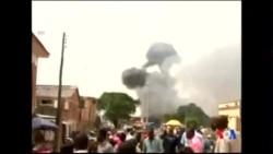 2014-05-21 美國之音視頻新聞: 尼日利亞連環爆炸 118人喪生