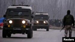 Пулвама, Кашмир