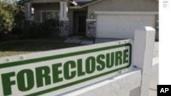 In April, housing foreclosure activity in the U.S. dropped to its lowest level since 2005.