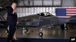 """në bazën e forcave ajrore """"Andrews"""""""