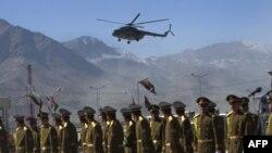 Binh sĩ Afghanistan sẽ đảm nhận phần chính việc giữ an ninh sau khi NATO bắt đầu rút quân vào tháng 7