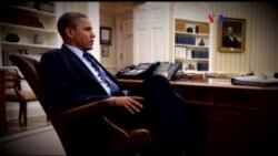 Obama anuncia apoyo a Clinton, tras reunirse con Sanders