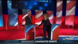 US Democrats Debate