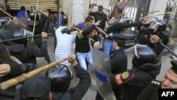 Кризис в Египте может повлиять на судьбу Обамы как политика