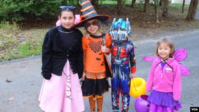 Perempuan AS Beri Surat untuk Anak Obesitas Saat Halloween