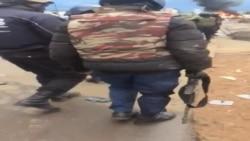 Affrontements à Buea au Cameroun (vidéo)