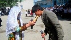 O'zbek tili - Tojikiston - Ravshan Shams