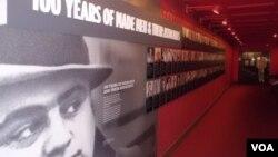 Mob Museum di pusat kota Las Vegas, negara bagian Nevada, AS (foto: dok).