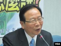 台灣執政黨國民黨立法院黨團書記長林德福