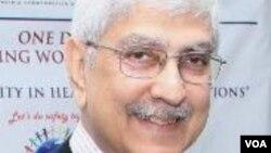 سرجن ڈاکٹر سعید قریشی، وائس چانسلر ڈاؤ یونیورسٹی کراچی