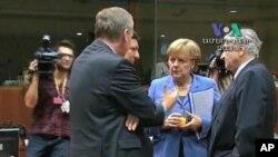 สถานการณ์น่าเป็นห่วงของกลุ่มยูโรโซนและความขัดแย้งระหว่างประเทศเศรษฐกิจขนาดใหญ่ในยุโรป