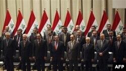 Nova iračka vlada položila zakletvu, Bagdad, Irak, 21. decembar 2010.