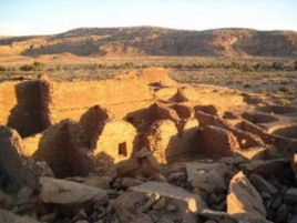 Hundreds of American Indian archaeological and cultural sites in New Mexico are threatened by increased oil and gas exploration and extraction.