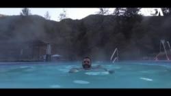 Olimpik dağının termal suları