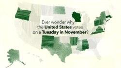 Explainer: November Tuesday Voting
