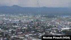 Goma, dans l'Est de la République démocratique du Congo