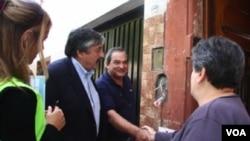 El ministro de salud porteño, Jorge Lemus, dijo que no está de acuerdo con la medida.