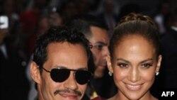 Marc Anthony ve Jennifer Lopez mutlu günlerinde...