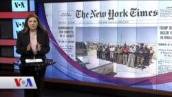 6 Nisan Amerikan Basınından Özetler