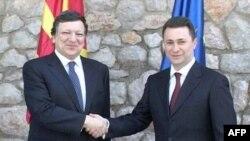 Maqedoni: Komisionieri i BE-së bën thirrje për zbatimin e reformave