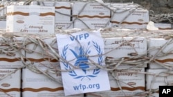 Gargaarka WFP ee Soomaaliya