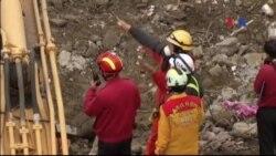 Hy vọng tìm người sống sót cạn dần ở Đài Loan