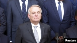 法国外长艾罗
