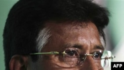 Экс-президент Пакистана Первез Мушарраф (архивное фото)