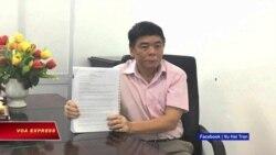 Luật sư Trần Vũ Hải bị đề nghị truy tố tội 'trốn thuế'