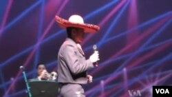 Muzika marijačija popularna je ne samo u državama sa velikom populacijom američki Meksikanaca već i u svim delovima SAD.
