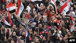 Սիրիայի ապստամբները հարձակում են իրականացրել Դամասկոսում գտնվող ռազմակայանի ուղղությամբ