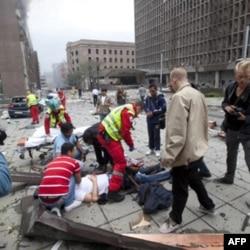 Oslo, 22 iyul 2011
