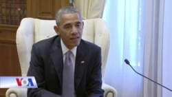 TT Obama trấn an châu Âu trong chuyến công du cuối cùng